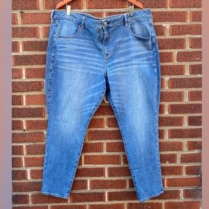 American Eagle Jegging Skinny Stretch Jeans Plus